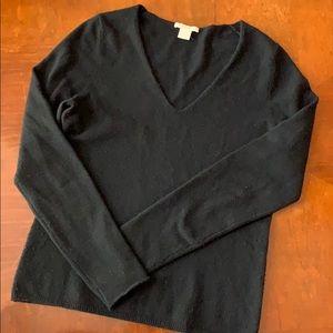 White & Warren Cashmere Sweater